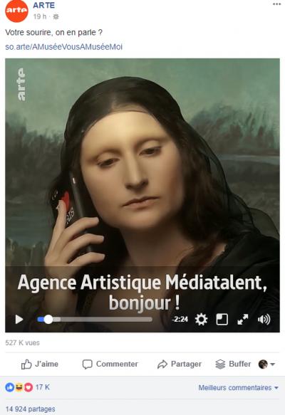 ARTE - Accueil 2