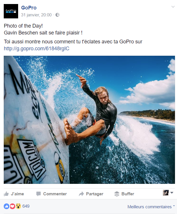GoPro Social