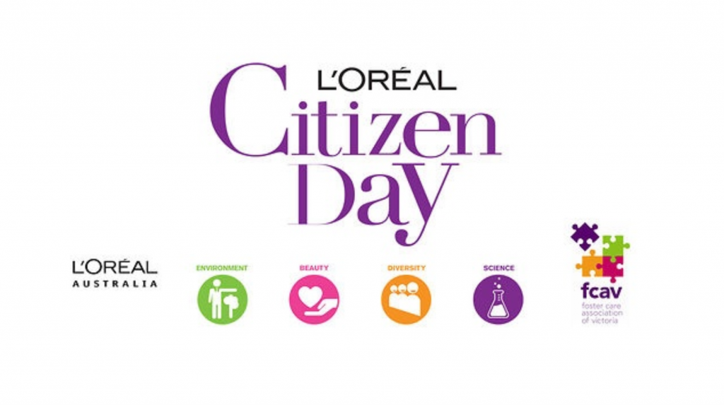 L'Oréal Citizen Day