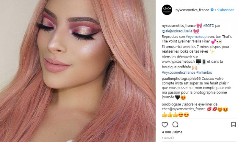 NYX Professional Makeup France (@nyxcosmetics_france) • Photos et vidéos Instagram