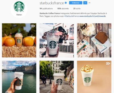 Starbucks Coffee France