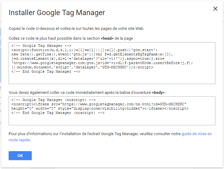 installation-google-tag-manager