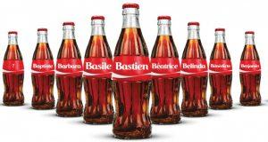 personnalisation-bouteille-Coca-Cola-prénom